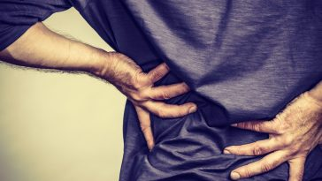 when to be worried about lower back pain