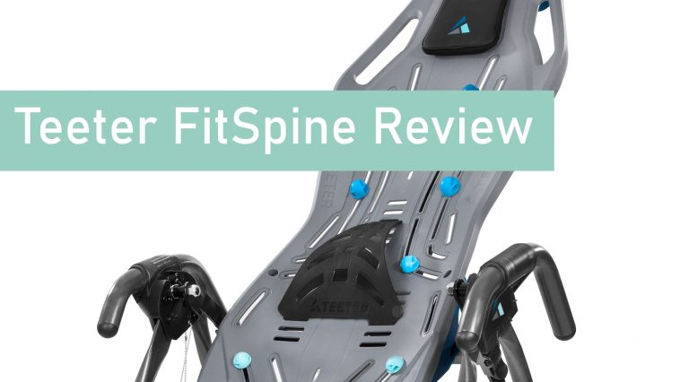 teeter fitspine review feature image
