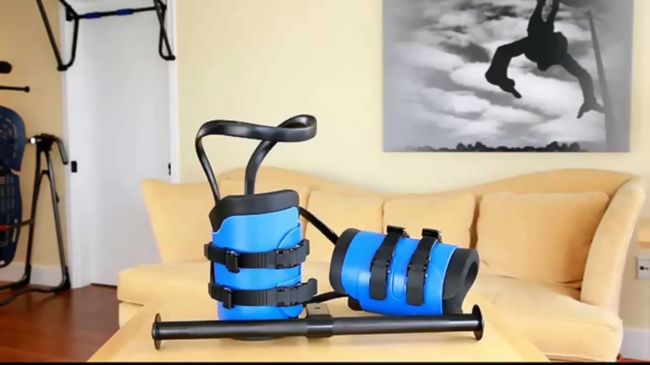 teeter ez up gravity boots review
