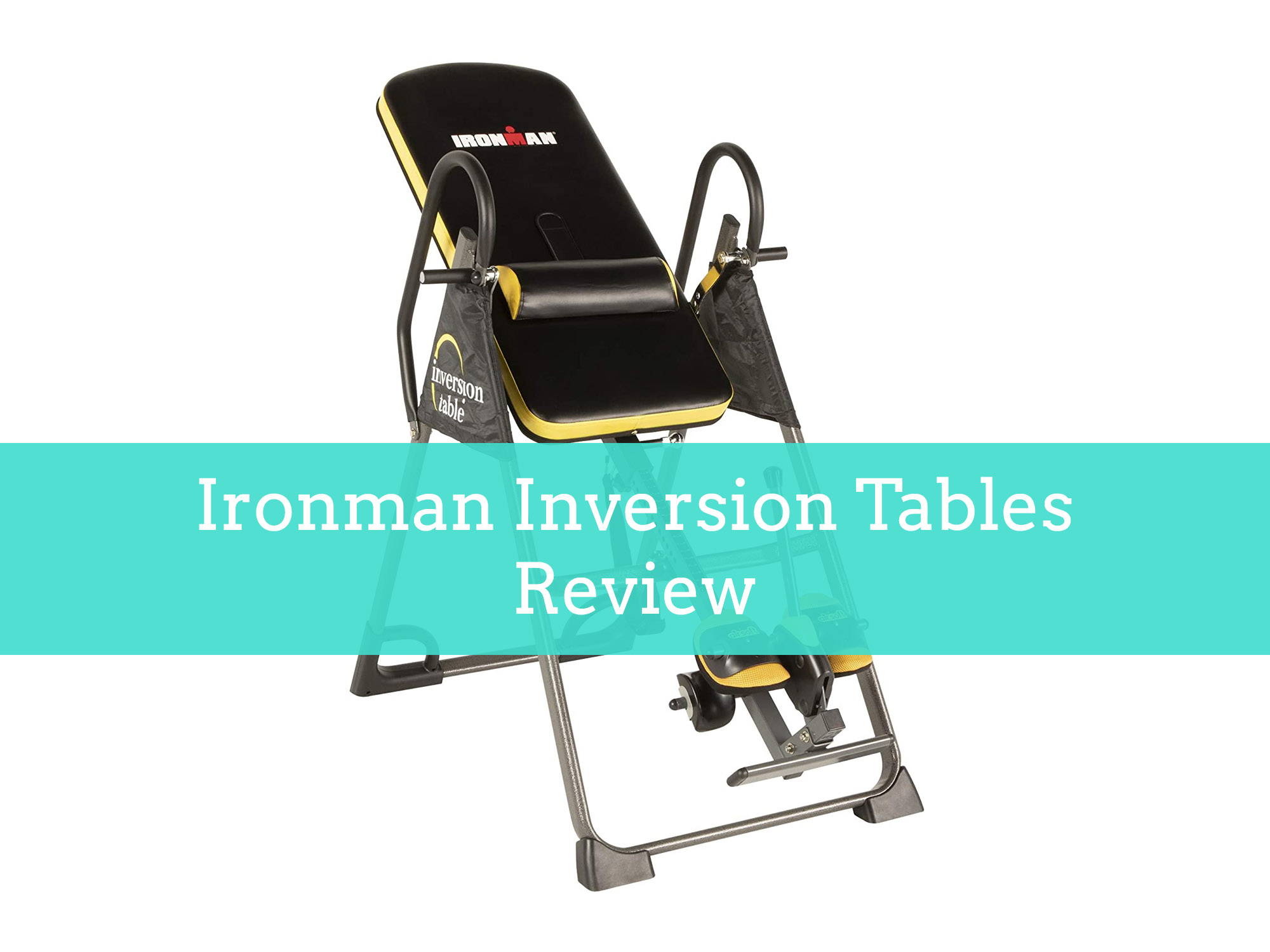 ironman inversion tables review